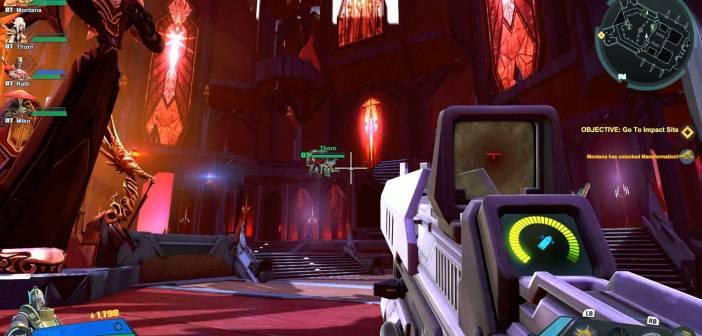 Battleborn Cooperative Campaign Gameplay Walkthrough