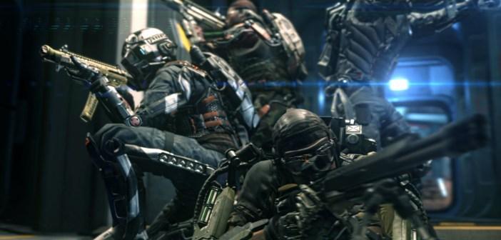 Exo Survival: 4 player co-op mode για το Call Of Duty: Advanced Warfare