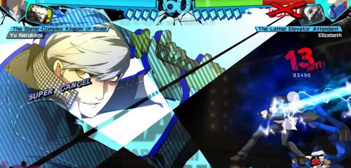 Persona 4 Arena Ultimax: New Systems