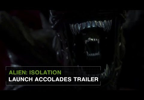 Alien: Isolation Launch Accolades Trailer [INT]