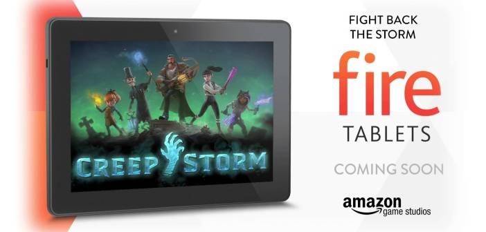 Η Amazon Game Studios ανακοινώνει 3 αποκλειστικούς τίτλους για τις φορητές συσκευές της