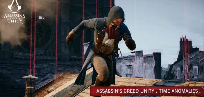 Assassin's Creed Unity : Time anomalies