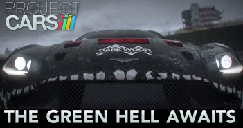 Project CARS – PS4/XBOne/PC/Wii U – The Green Hell Awaits (Halloween Teaser)