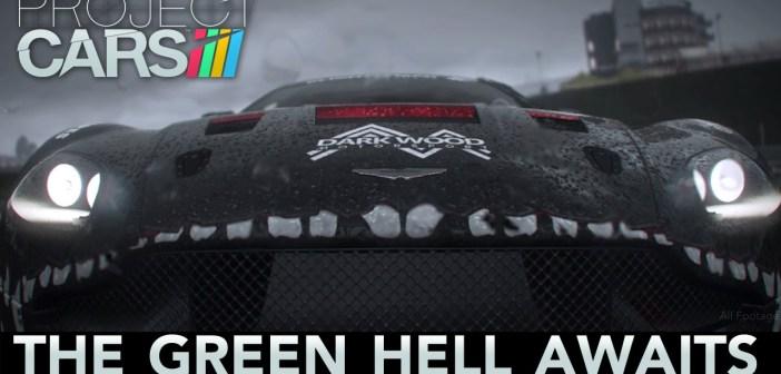 Project CARS – PS4/XBOne/PC/Wii U – The Green Hell Awaits (Halloween Teaser)