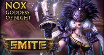 SMITE – God Reveal – Nox, Goddess of Night