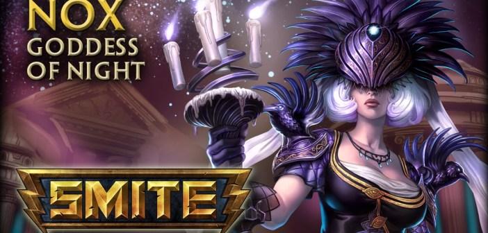 SMITE – God Reveal – Nox, Goddess of Night