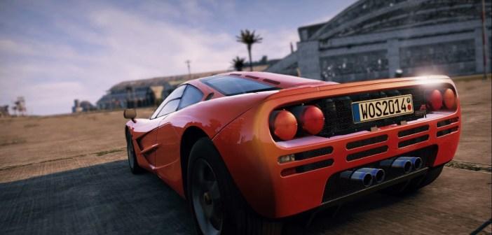 World of Speed – McLaren F1