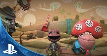 LittleBigPlanet 3 – Community Crafted Launch Trailer | PS4