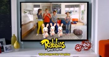 Rabbids Invasion : The Interactive TV Show | Launch Trailer [UK]