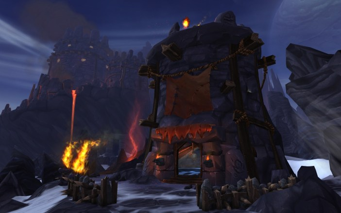 World Of Warcraft Warlords Of Draenor FrostFire_Ridge_Frostfire_Frostfire_AD_28