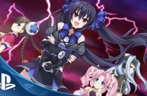 Hyperdevotion Noire:Goddess Black Heart — Announce Trailer | PS Vita
