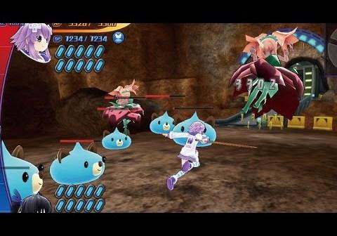 Έρχεται στη Δύση το Hyperdimension Neptunia U