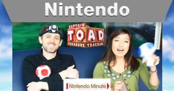 Nintendo Minute – Captain Toad: Treasure Tracker New Levels