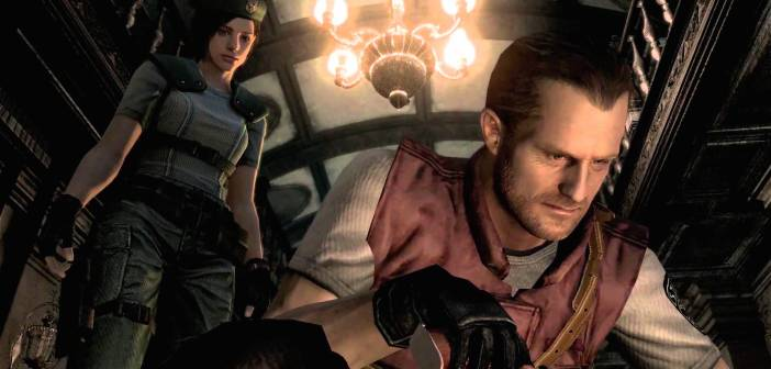 Resident Evil – PC gameplay footage