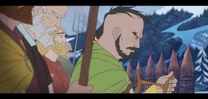 The Banner Saga 2 Announcement Trailer