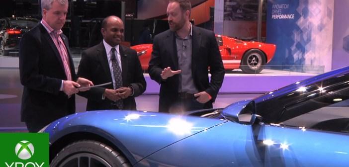 Forza Motorsport 6 Announce Event Interviews
