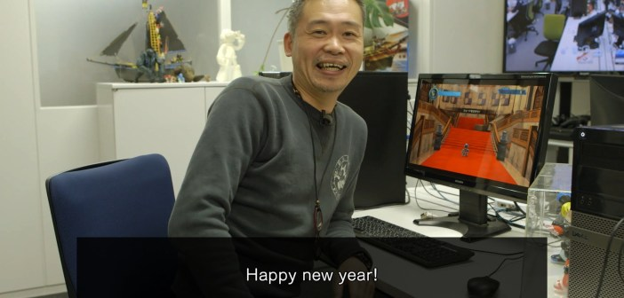 Mighty No. 9 : Happy new year message from Keiji Inafune