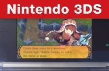 Nintendo 3DS – Etrian Mystery Dungeon