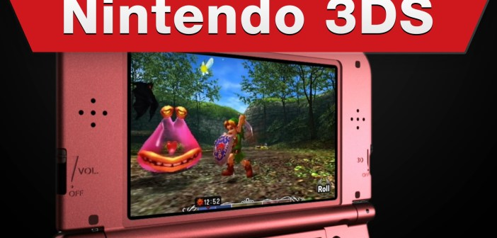 Nintendo 3DS – Introducing the New Nintendo 3DS XL