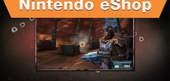 Nintendo eShop – IronFall