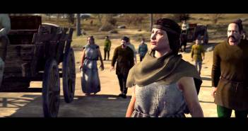 Total War: ATTILA – The Black Horse (Official Trailer) PEGI