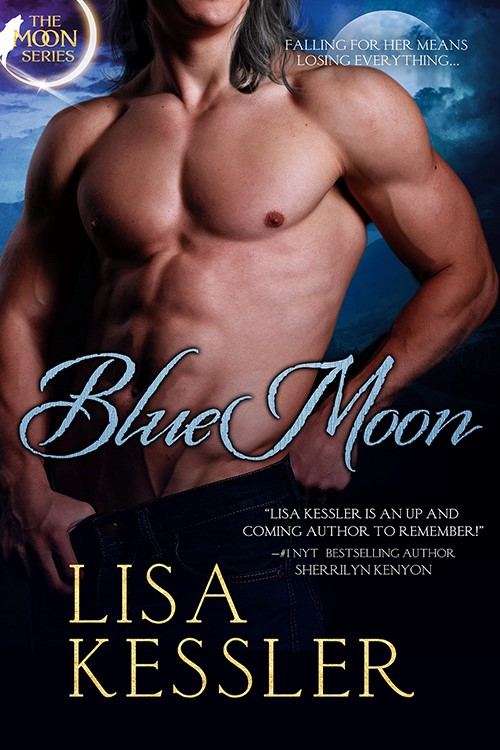 BLUE MOON Cover Reveal & Giveaway Winners!