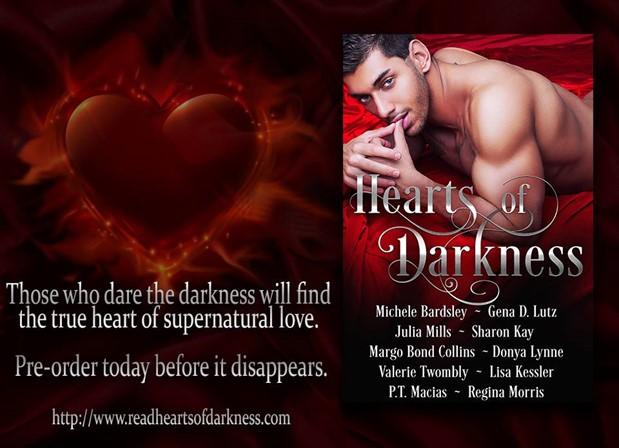 Hearts of Darkness – Night Angel is in a New Paranormal Boxed Set!