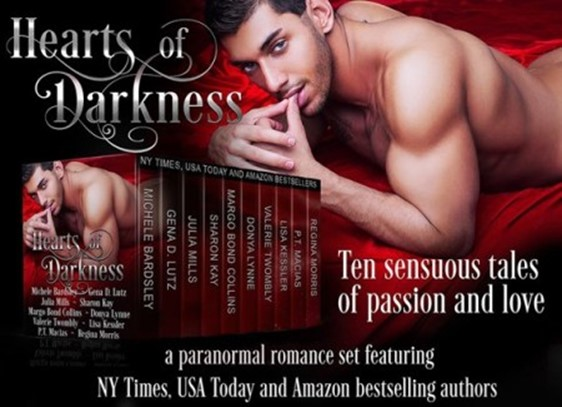 Hearts of Darkness is HERE! Get it while it's only .99!