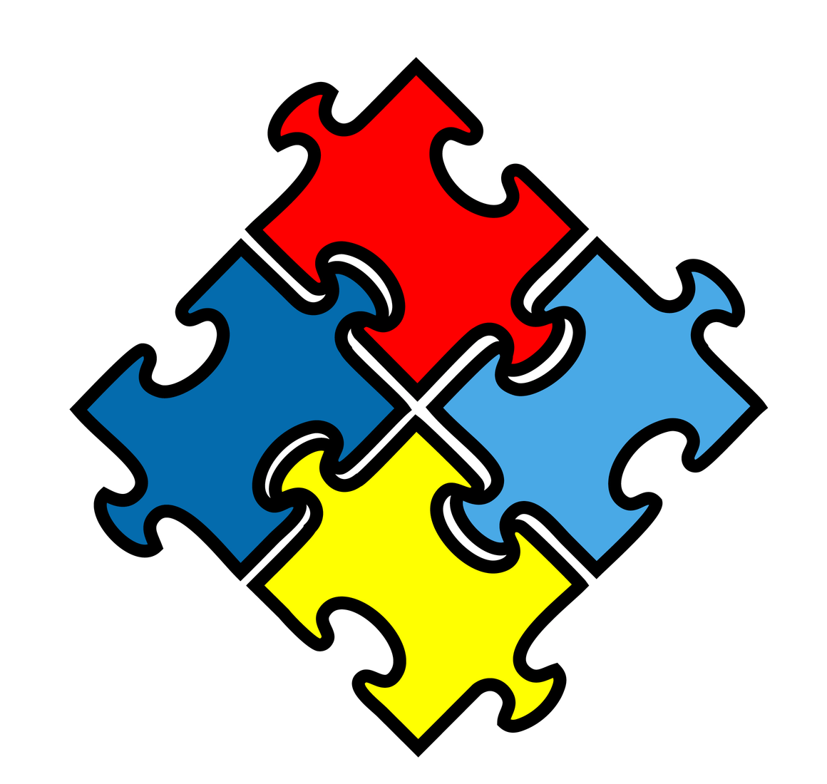 The autism puzzle piece we do not need a missing puzzle piece autism4pieces buycottarizona Image collections