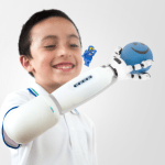 Lego-compatible prosthetic arms lets kids customize their own attachments – w/video