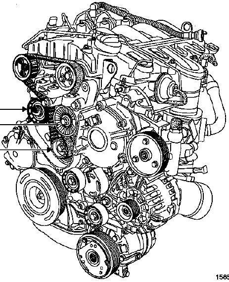 3 1l v6 schema moteur