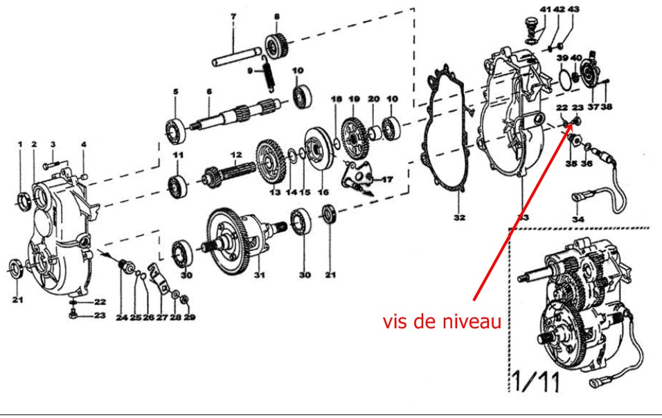 kubota schema moteur monophase capacite