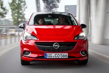 Opel Corsa E Color Edition. Foto: Adam Opel AG.