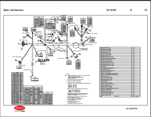 peterbilt wiring diagram 387