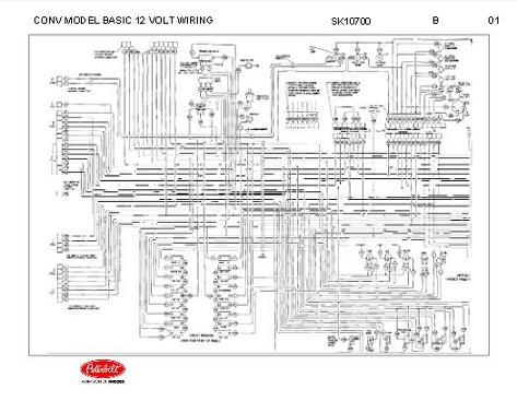 Peterbilt Trucks Wiring Diagram Electronic Schematics collections