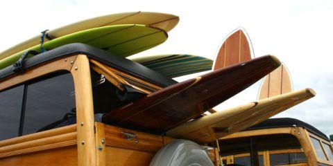 WOODY SURF