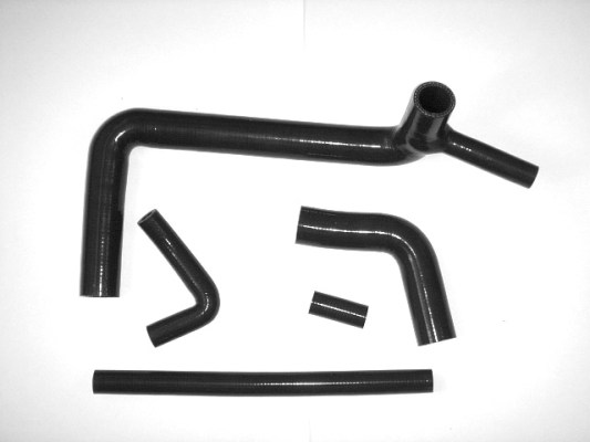 Kit durites silicone: MG Midget < 1967
