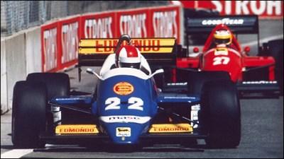F1: Calgary's Allen Berg recalls the days of the scary 1000-bhp F1 turbo cars | Auto123.com