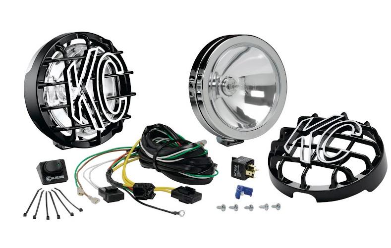 kc lights wiring kit