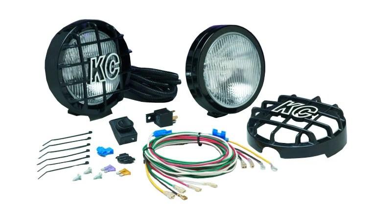 KC Hilites SlimLite Fog Light Kit