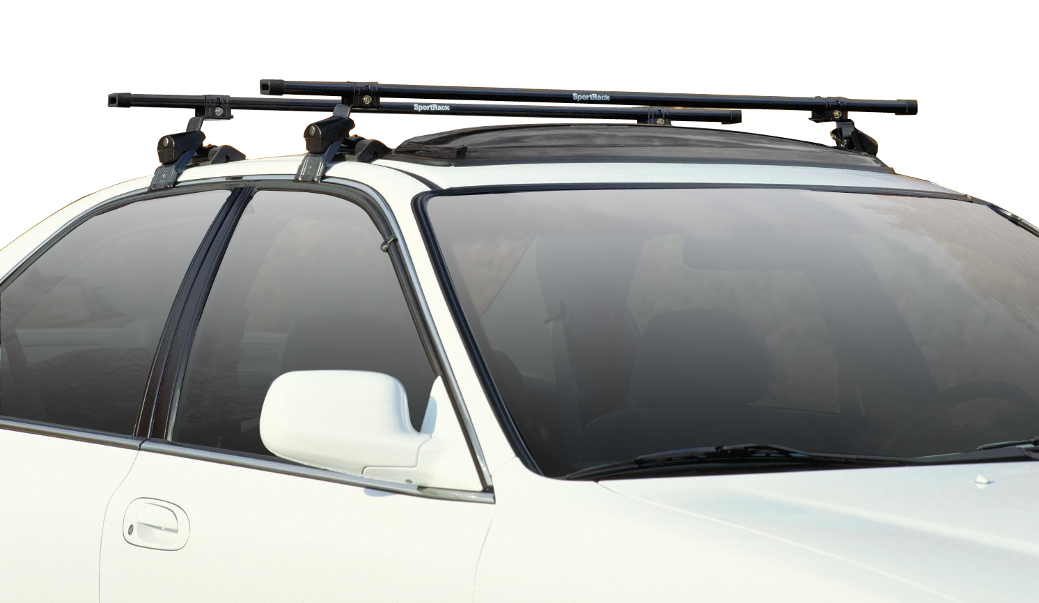 1992 1998 Bmw 3 Series Sportrack Complete Roof Rack System