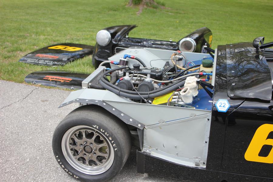 Buy New Huffaker Midget Scca Hp Fp Road Race Car Mg