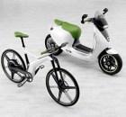 Smart E-Bike und Pedelec sollen tatsächlich auf den Markt kommen. Bildquelle: Smart