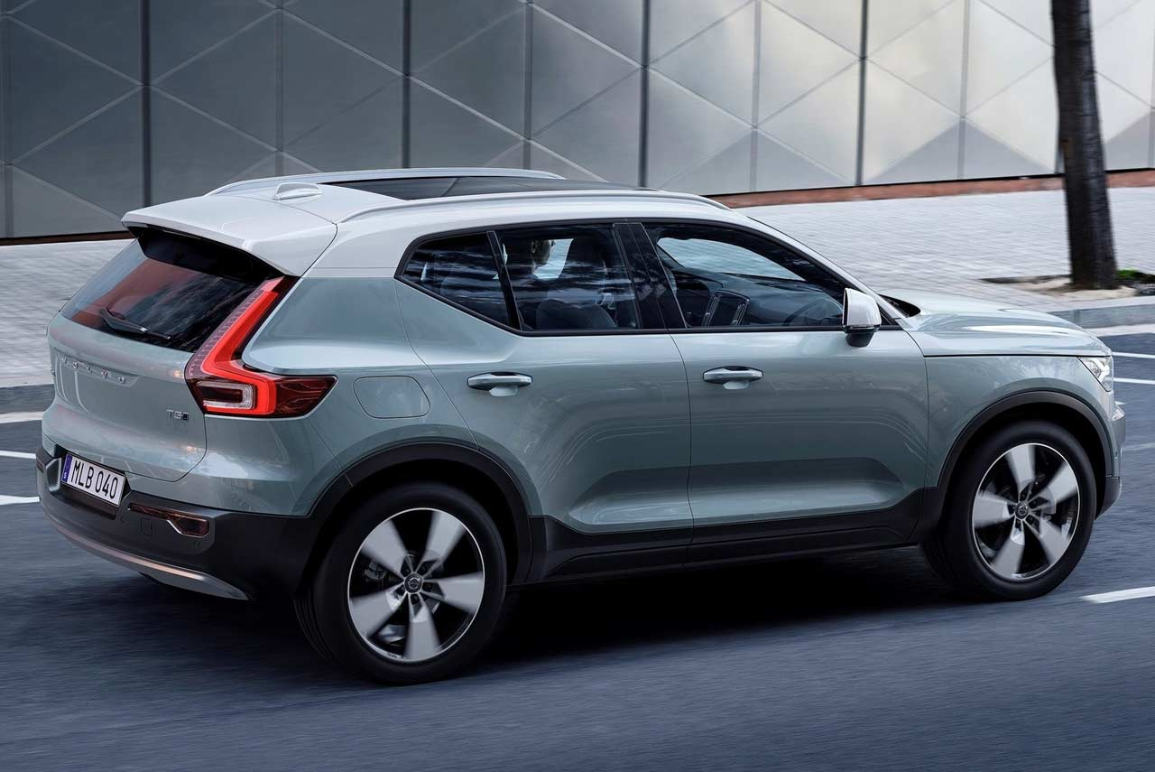 Diesel Wallpaper Cars Volvo Xc40 Suv Introduced Production Begins In November