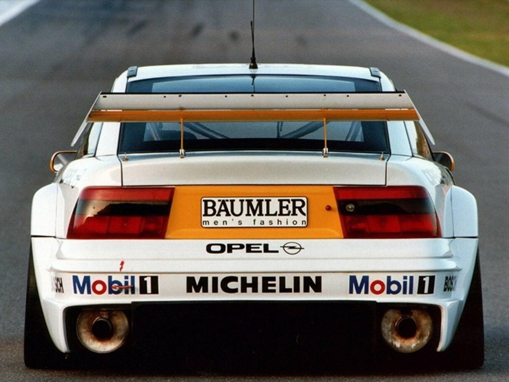 Aston Martin Race Car Wallpaper Racing Opel Calibra Dtm Afbeeldingen Autoblog Nl