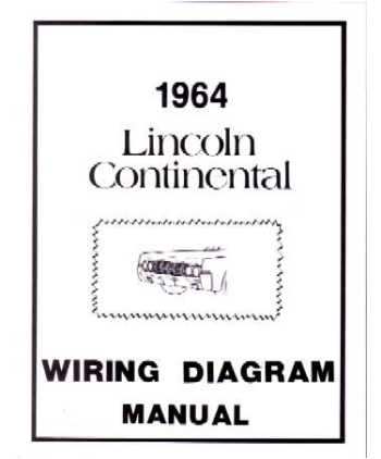 65 Lincoln Fuse Box Wiring Diagram