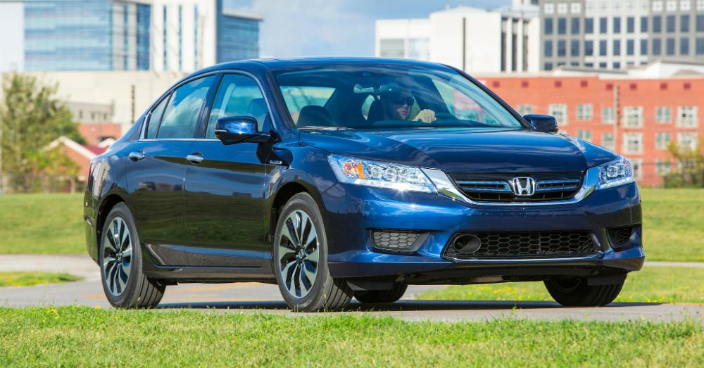 12.27.15 - 2015 Honda Accord Hybrid