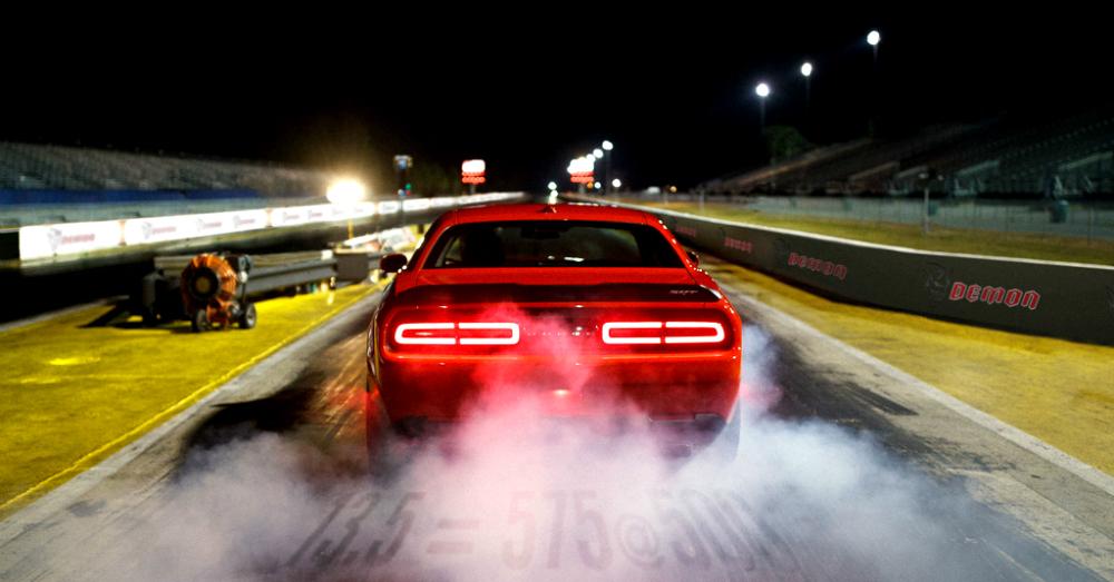 04.10.17 - Dodge Challenger SRT Demon