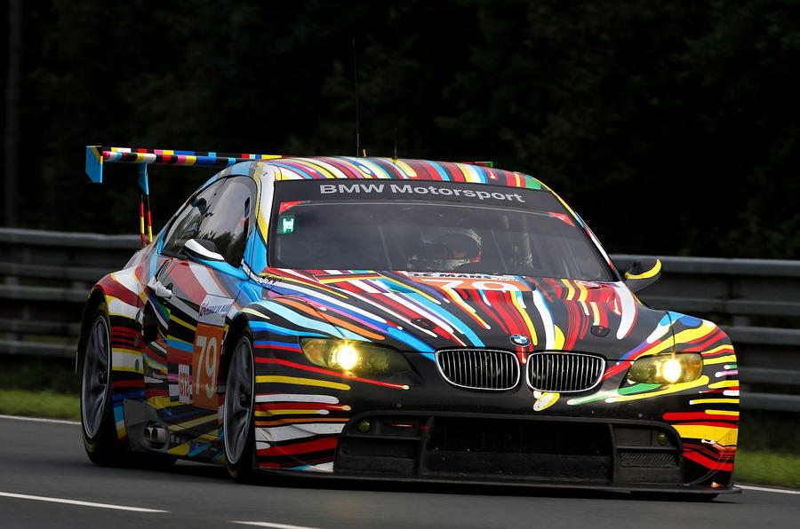 Fast Car Wallpaper Cave 40 Years Of Bmw Art Cars Picture Special Autocar