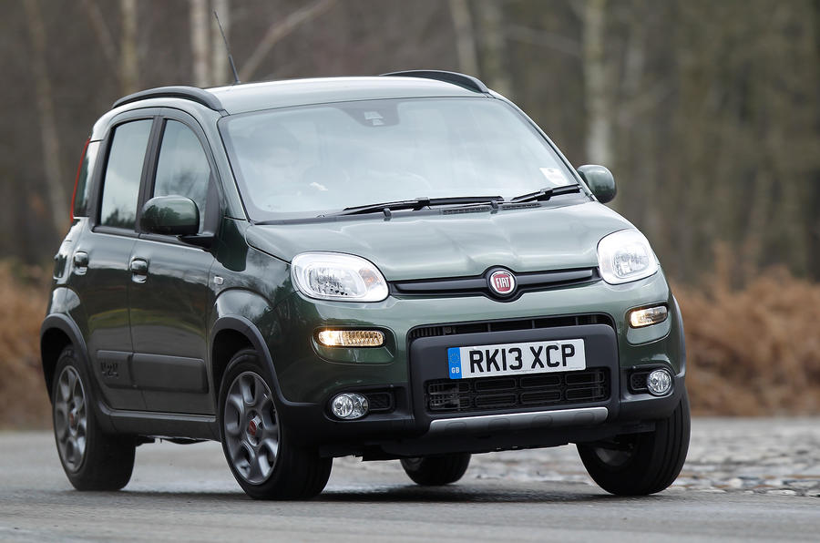 Fiat Panda 4x4 Review 2018 Autocar